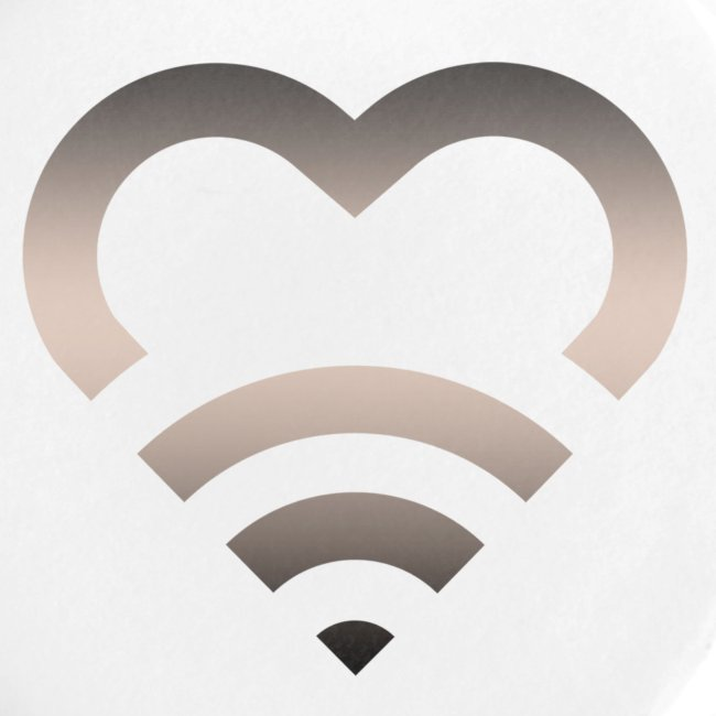 I Heart Wifi IPhone Case