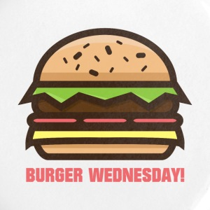 Burger Wednesday! - Large Buttons