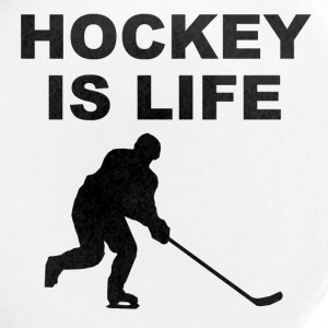 Hockey Is Life - Large Buttons