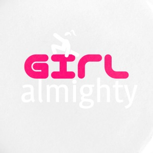 Girl almighty - Large Buttons