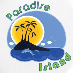 Paradise Island - Large Buttons