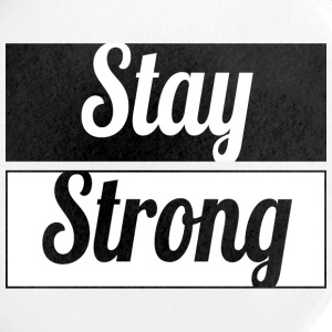 Stay Strong - Large Buttons