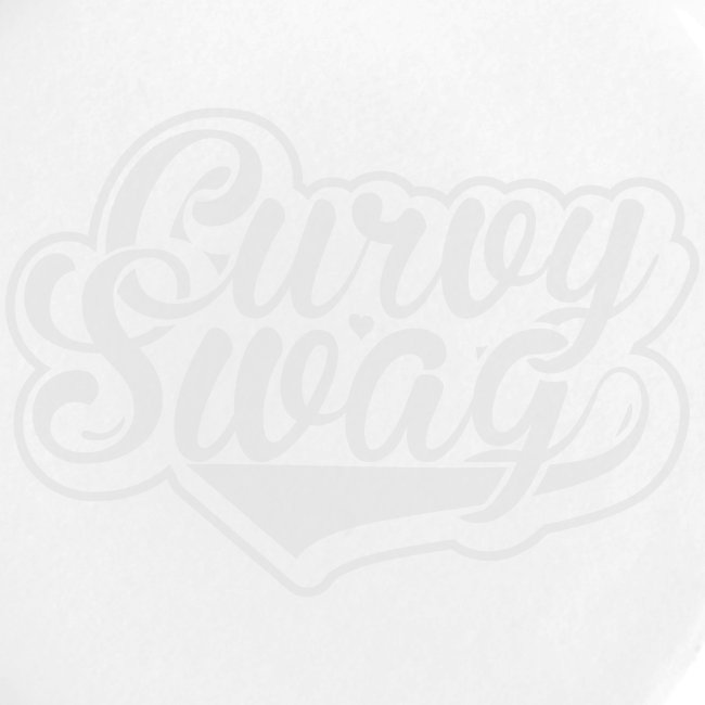 Curvy Swag Reversed Out Design
