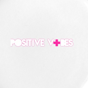 positive vibes - Large Buttons