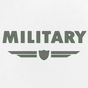 military - Large Buttons