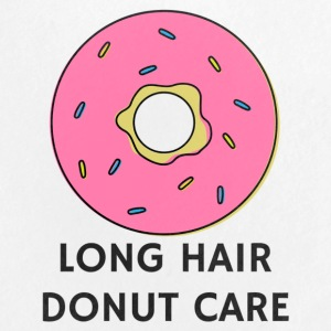 LONG HAIR DONUT CARE - Large Buttons