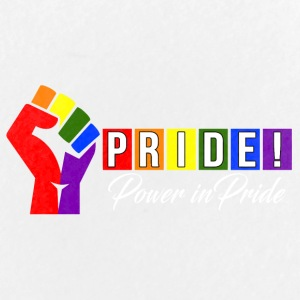 Power In Pride My Life - Large Buttons