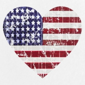Love America - Large Buttons