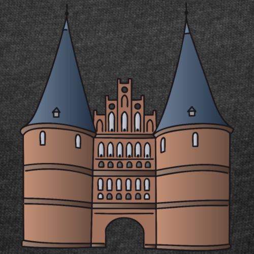 Citygate, Holstentor Lübeck - Women's Curvy T-Shirt