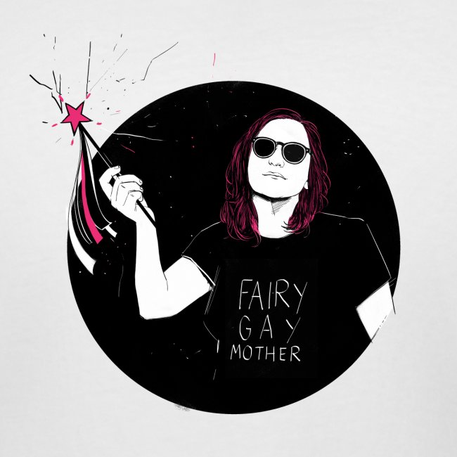 Fairy Gaymother Valentine Smith Expanded Sizes