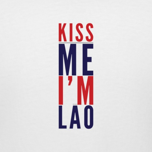 Kiss Me - Women's Curvy T-Shirt