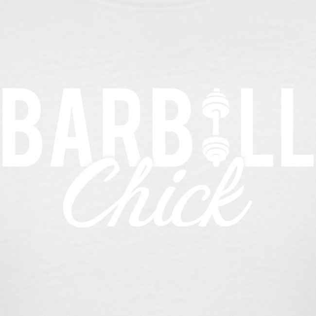 Barbell Fitness Chick
