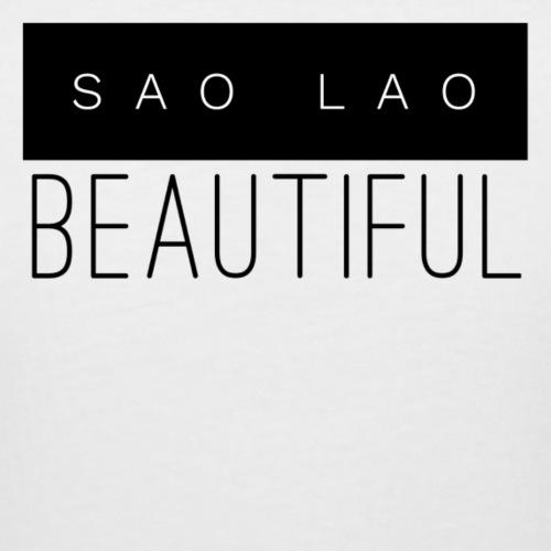 Sao Lao Beautiful - Women's Curvy T-Shirt