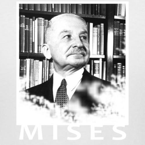 Ludwig von Mises Libertarian Design - Women's Curvy T-Shirt