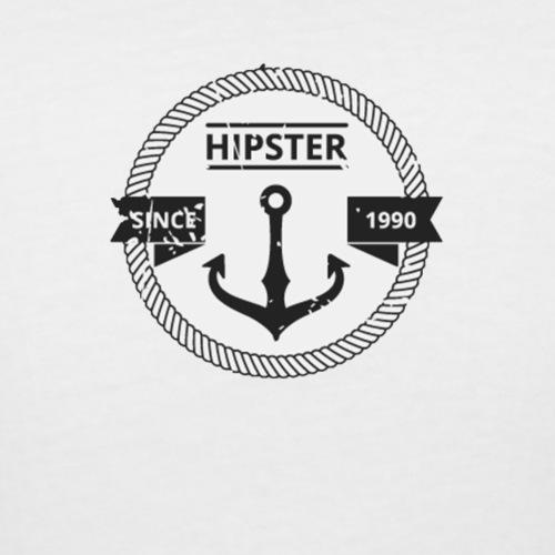 hipster1 - Women's Curvy T-Shirt