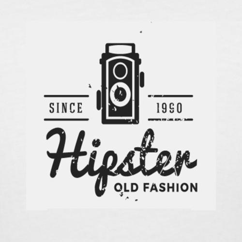 hipster4 - Women's Curvy T-Shirt
