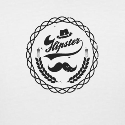hipster2 - Women's Curvy T-Shirt