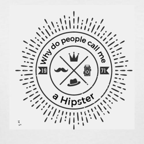 hipster5 - Women's Curvy T-Shirt