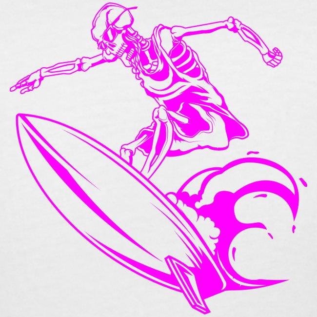 Surfing Skeleton 2b