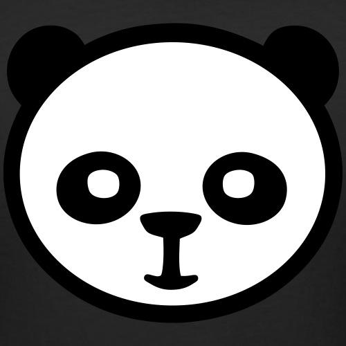 Panda bear, Big panda, Giant panda, Bamboo bear - Women's Curvy T-Shirt