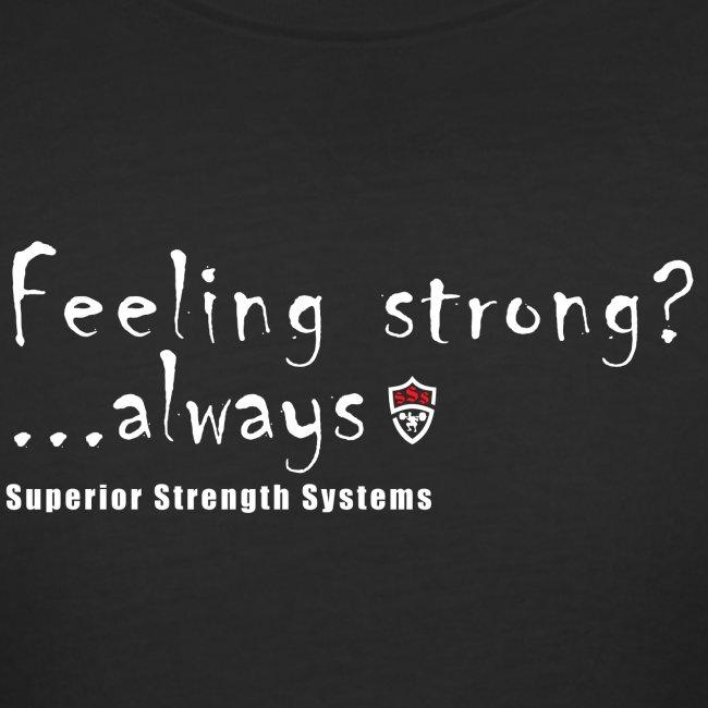 Feeling Strong Always