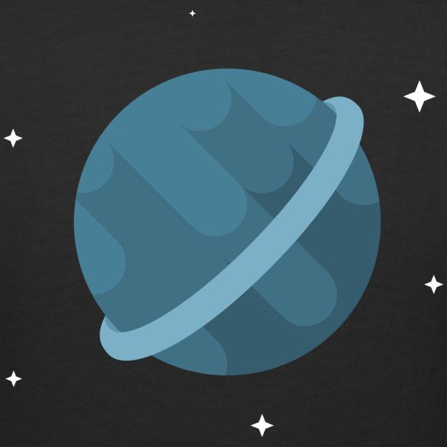 Tiny Blue Planet