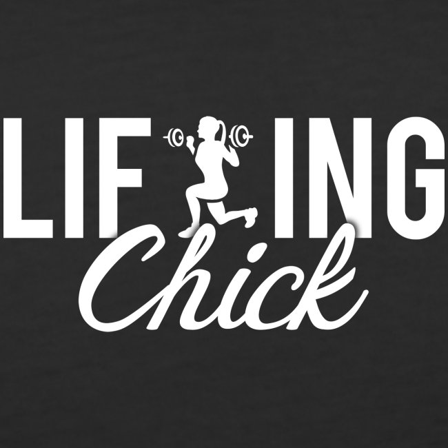 Lifting Fitness Chick