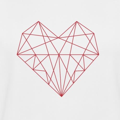 Red Heart - Men's Moisture Wicking Performance T-Shirt