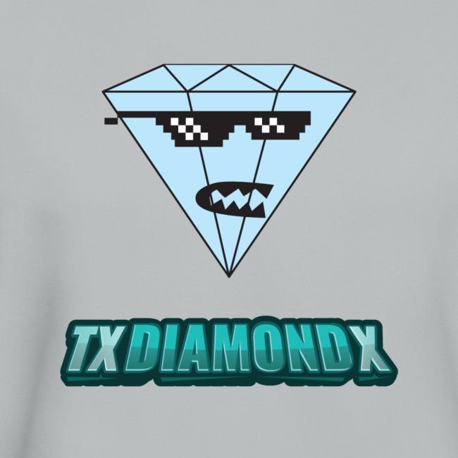 Txdiamondx Diamond Guy Logo
