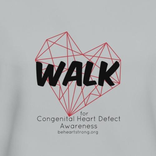 Walk Lifestyle - Men's Moisture Wicking Performance T-Shirt