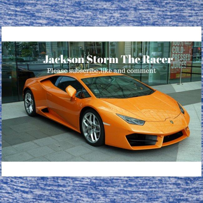 The jackson merch