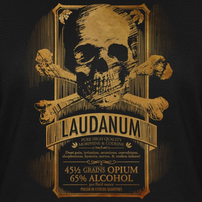 Laudanum Goth Steampunk Medical Doctor
