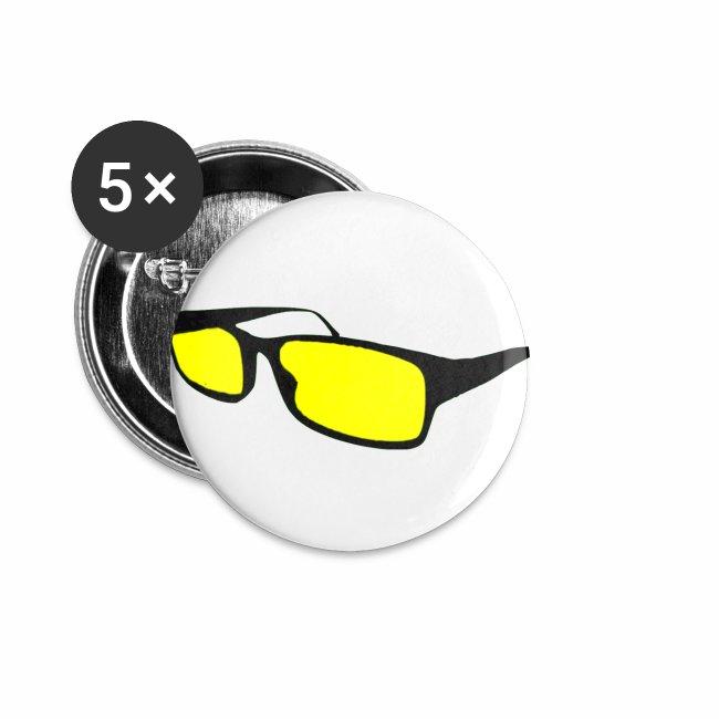 JHF Yellow Glasses