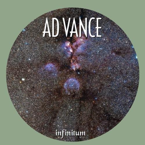 Ad Vance Infinitum Button
