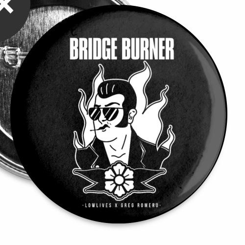 Bridgeburner Button 5-Pack - Buttons small 1'' (5-pack)