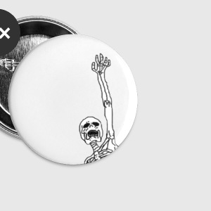 Skelton (any color) - Small Buttons