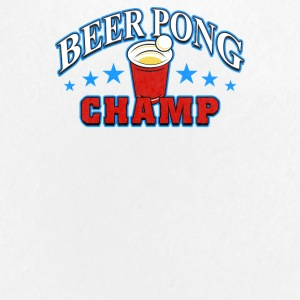 Beer Pong Champ - Small Buttons