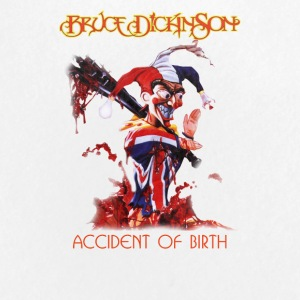 Bruce Dickinson Accident At Birth - Small Buttons