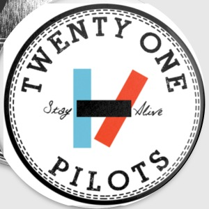 PIN TWENTY ONE PILOTS - Small Buttons