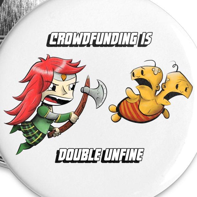 Double Unfine