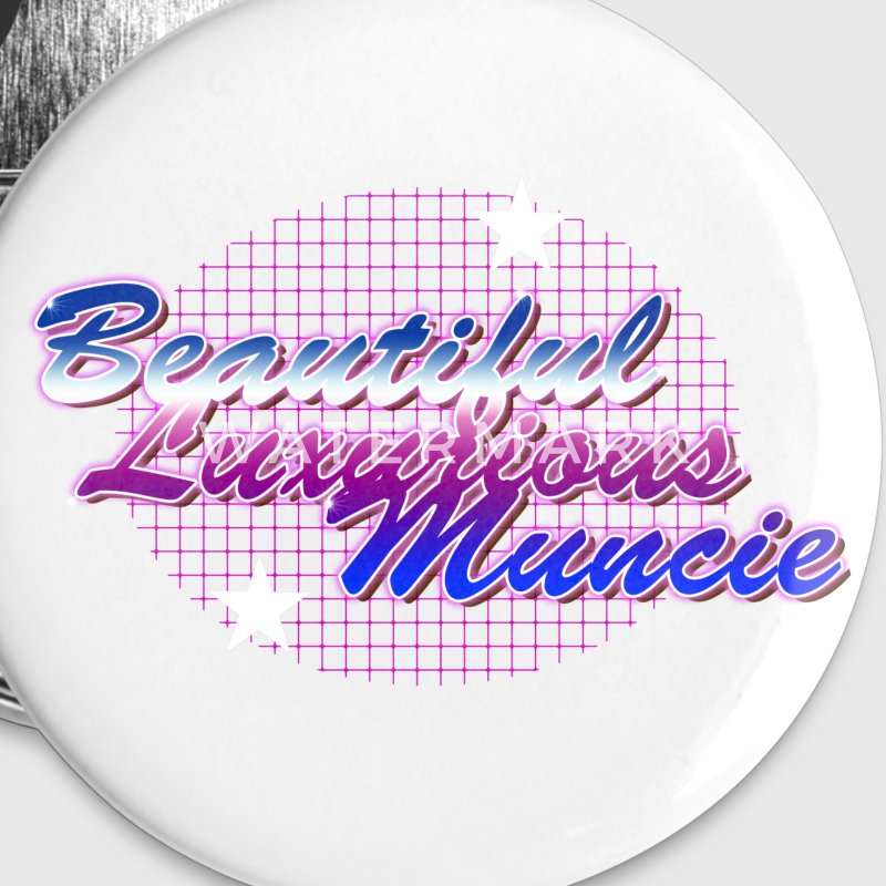 Beautiful Luxurious Muncie - Small Buttons