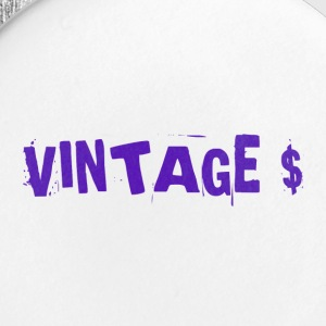 VINTAGE MONEY - Small Buttons