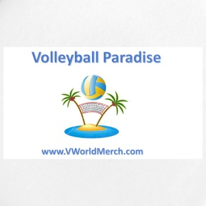 Volleyball Paradise - Small Buttons