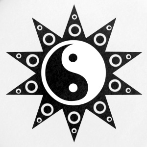 Ying Yang Sun - Small Buttons