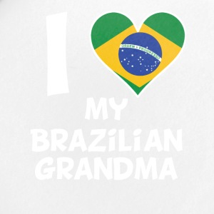 I Heart My Brazilian Grandma - Small Buttons