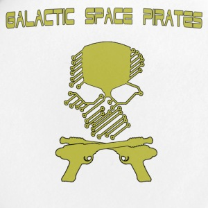 Galactic Space Pirates - Small Buttons