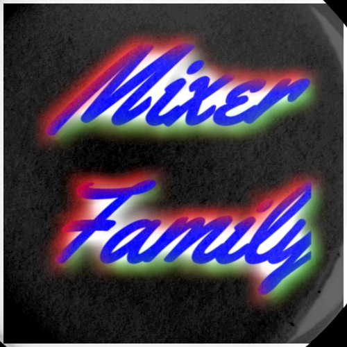 Mixer Family Xbox - Small Buttons