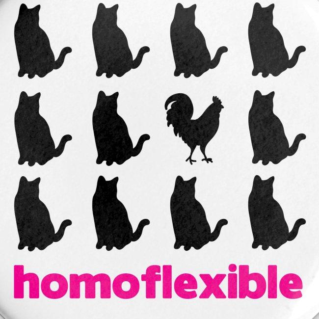 Homoflexible Female