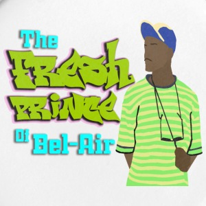 The Fresh Prince of Bel Air - Small Buttons
