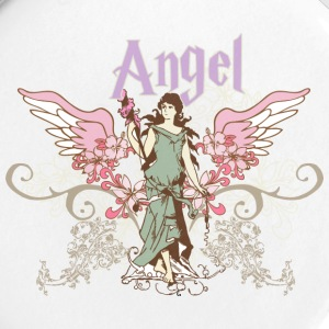 vintage angel - Small Buttons